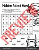 Wondrous Word Searches- Journeys Unit 4- First Grade