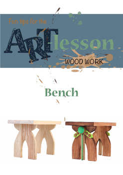 Wood work - Bench