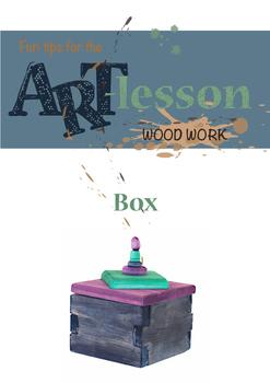 Wood work - Box