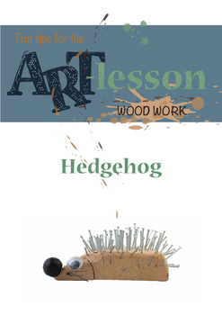Wood work - Hedgehog