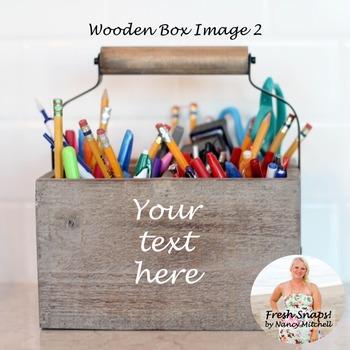 Wooden Box Image 2