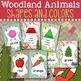 Woodland Animals Classroom Decor Bundle