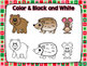 Woodland Animals and Friends Clipart