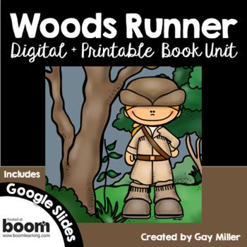 Woods Runner [Gary Paulsen] Book Unit