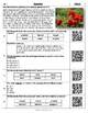 Word Analysis QR Code Practice Sheet 6 - SOL 4.4