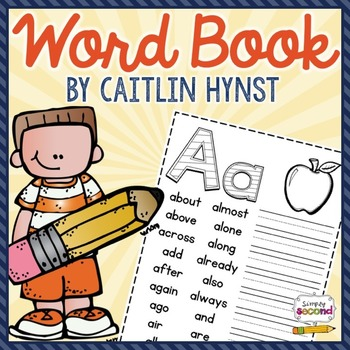 Word Book {Personal Spelling Dictionary}
