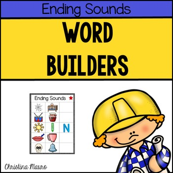 Word Builders (Ending Sounds)