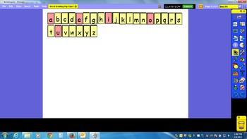 Word Building Flip Chart