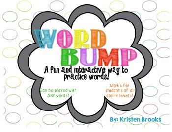Word Bump