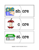 Word Endings - ARE, ERE, IRE, ORE, URE