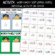 Reading Assessments: Word Families: Includes activities gr