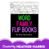 Word Family Bundle: The A Families CVC