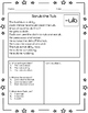 Word Families Reading Comprehension Printables: Vowel I &