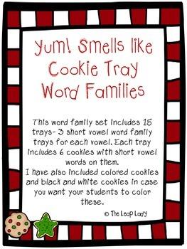Word Families- Short Vowel