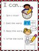 Word Work for Little People: Sit 'n Spin CCVC Words