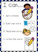Word Work for Little People: Sit 'n Spin CVC Words