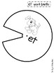 Word Families Word Work (CVC & CVCC): en, et, ed