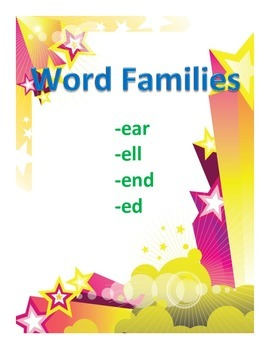 Word Families Work