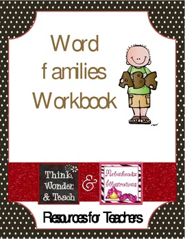 Word Families (Year Long Unit)