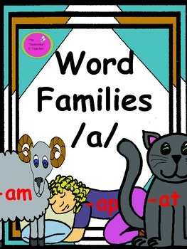 Word Families /a/