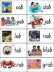 Word Family ABC Order