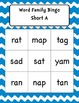 Word Family Bingo Mega Bundle