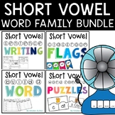 Short Vowels- Guided Reading Toolkit