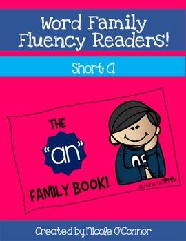 Phonics Fluency Readers: Short A