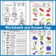 Word Families Kindergarten & 1st ~ Interactive BUNDLE
