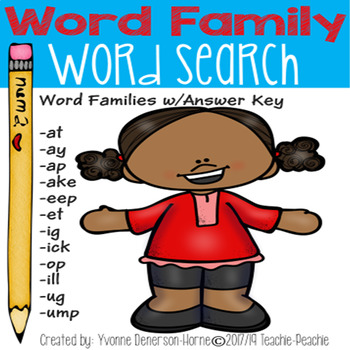 Word Family Search