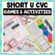 Word Family Short 'u' CVC Word Work Bundle