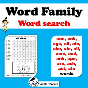 Word Family ( Word Search )