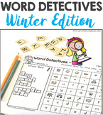 Word Hunts Winter Edition