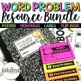 Word Problem Resource Pack
