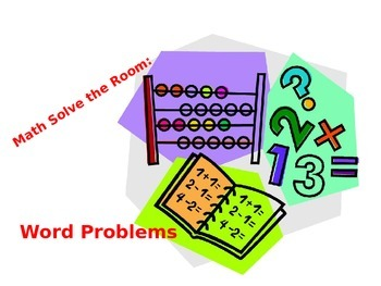 Word Problem Scoot -- Sums and Differences under 100