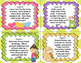 Word Problem Solving Third Grade Spring Edition Choose the