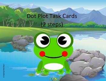 Word Problem Task Cards: Multiplication, Division, Additio