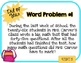Word Problem a Day - 4th Grade (End of Year)