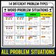 Word Problems (Monkeys!)