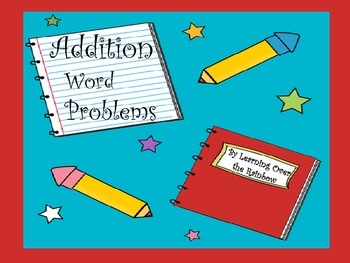 Word Problems - Addition