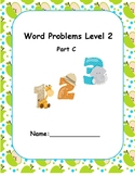 Word Problems Intervention  Level 2 C