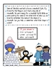 Word Problems-Math Mystery-Case of the Silly Snow Day Grade 2