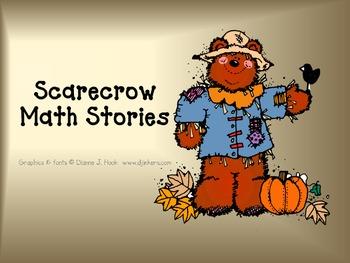 Word Problems (Scarecrow Stories)