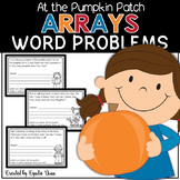 Word Problems for Interactive Notebooks: Arrays