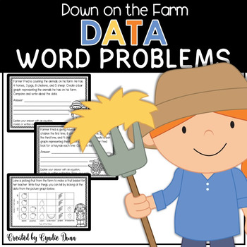 Data Word Problems