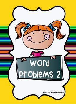 Word Problems for K & 1 (Addition & Subtraction) #11-20