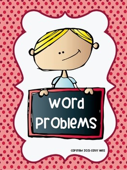 Word Problems for K & 1 (Addition & Subtraction) #1-10