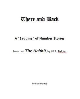 """Word Problems from """"The Hobbit"""" -- There and Back..."""