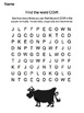 Word Search COW