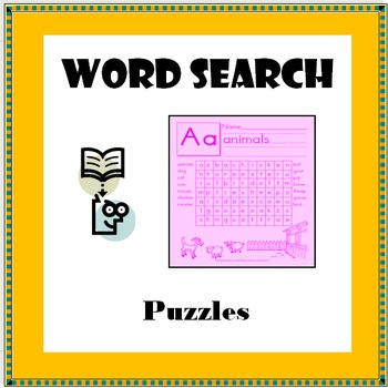 Word Search Puzzles: Brain Stimulation With Fun